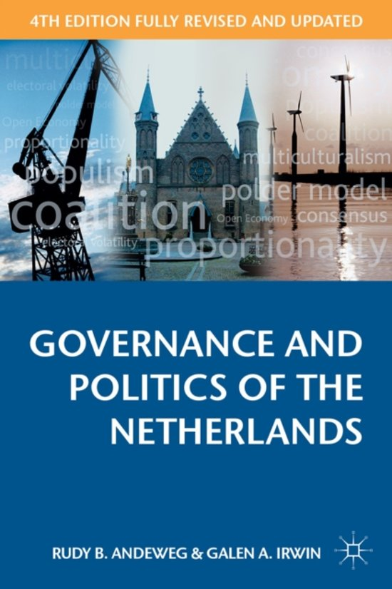Afbeelding van Governance and Politics of the Netherlands