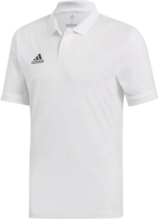 Wit Adidas L Maat Mannen Sportpolo IwO7wZ0