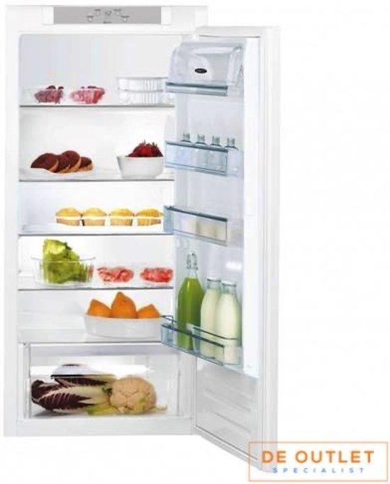 M-System inbouw koelkast met vriesvak 173L MKRV123