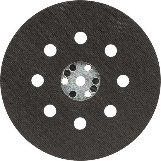 Bosch Schuurplateau middel voor PEX 12; PEX 12 A; PEX 125 - 125 mm