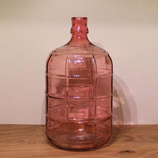 Glazen Kruik Roze