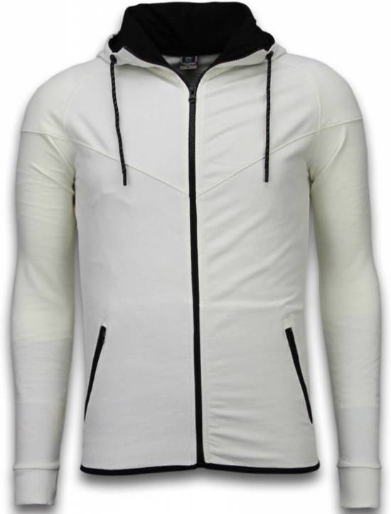 JMPR Exclusive Blanco Trainingspakken - Basic Joggingpak - Creme/Wit - Maat: XL