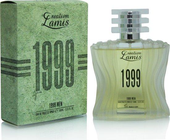 1999 Men - Eau de Toilette - 100 ml - luchtje voor mannen