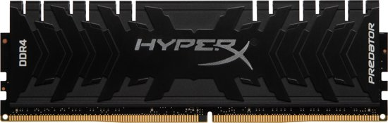 Kingston HyperX Predator 16GB DDR4 3200MHz (2 x 8 GB)