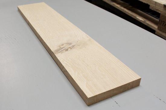Rustiek Eiken Planken : Bol eiken planken hobbypakket cm breed rustiek