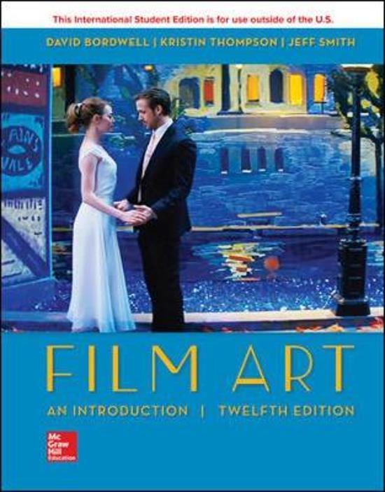 Boek cover Film Art van David Bordwell (Paperback)