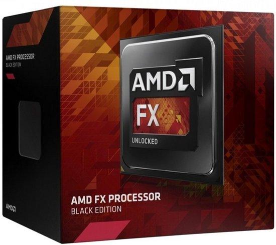 AMD FX 8370 processor 4 GHz Box 8 MB L3