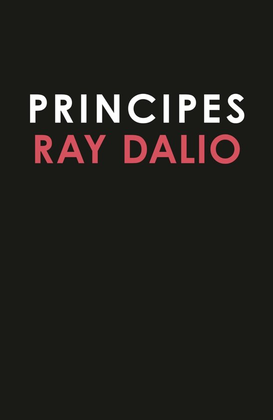 Boek cover Principes van Ray Dalio (Onbekend)