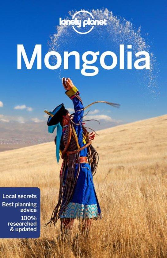 Reisgids Mongolië