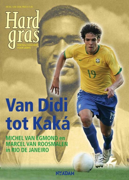 Cover van het boek 'Hard gras / 60' van Hugo Borst en M. van Nieuwkerk