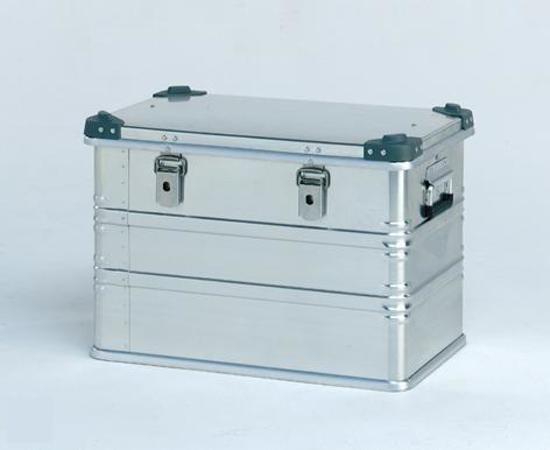 Aluminium Opberg Kist.Bott Aluminium Opbergkist 73 L