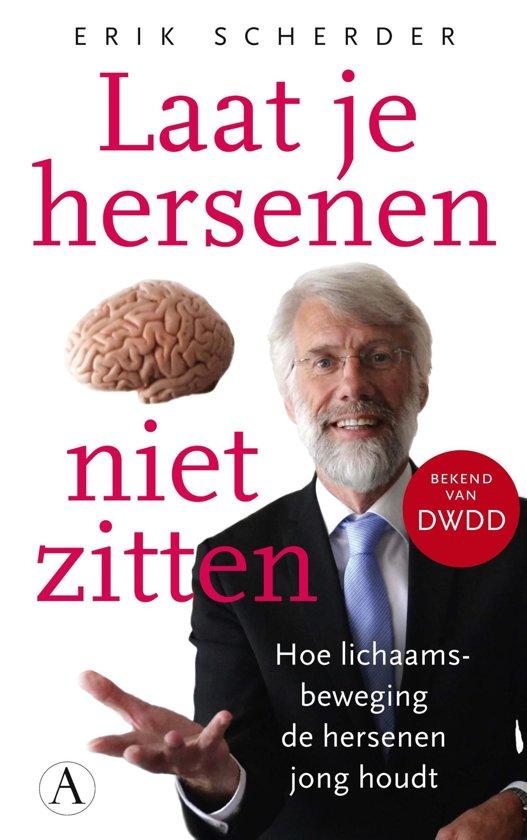 Boek cover Laat je hersenen niet zitten van Erik Scherder (Onbekend)