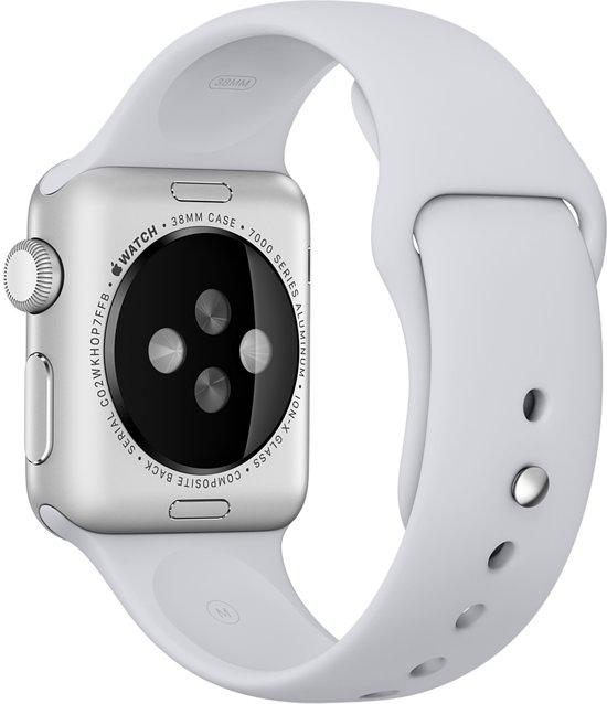 Sportbandje voor de Apple Watch - 38 mm - Mist Grijs