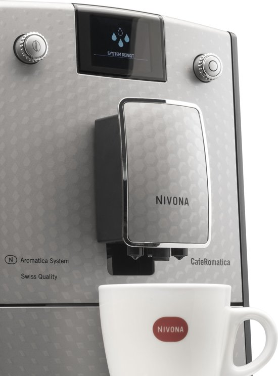Nivona NICR768 Café Romatica 768 Volautomatische Espressomachine