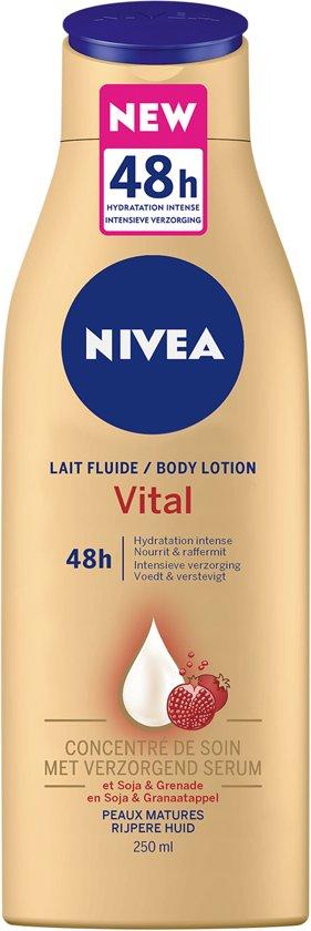 NIVEA Vital Soja Body Milk - 250 ml