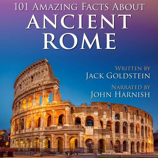 Boek cover 101 Amazing Facts about Ancient Rome van Jack Goldstein (Onbekend)