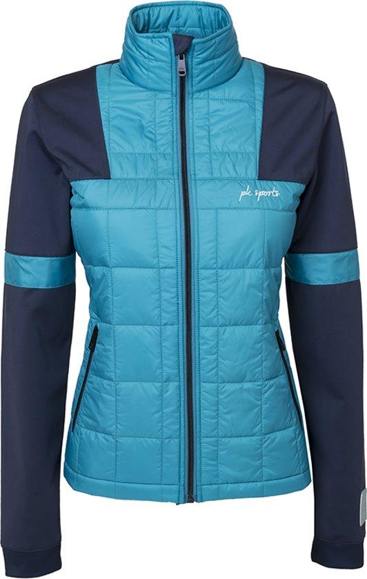 Softshell Blue Jacket 34 Capetown Maat International Xs Dames Capri Pk ECq41x