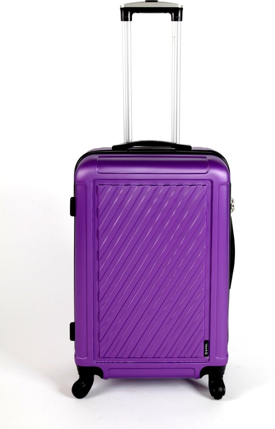 zifel nice koffer 60 cm paars. Black Bedroom Furniture Sets. Home Design Ideas