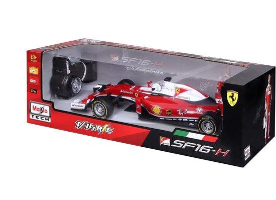 Ferrari F1 - SF16-H bestuurbare Race Auto 1:14
