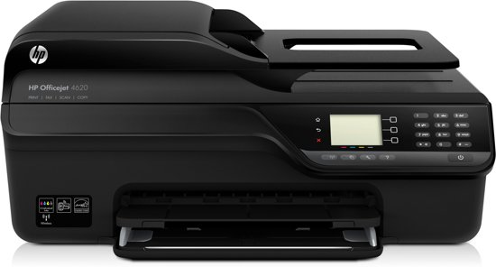Hp Officejet 4620 - e-All-in-One Printer