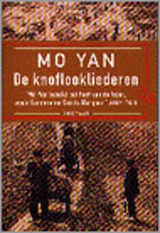 Ooievaar pockets de knoflookliederen - Mo Yan pdf epub
