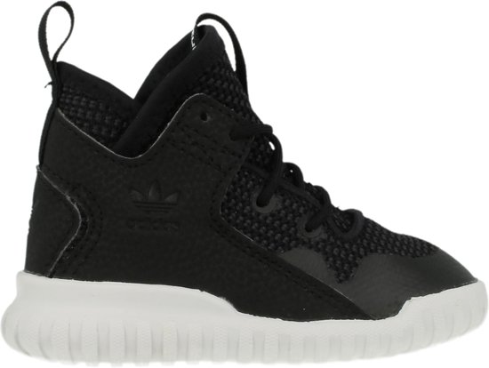 adidas tubular zwart wit
