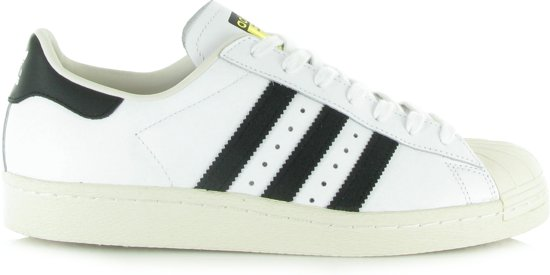 Superstar Adidas Baskets 80 Blanc Taille 46 2/3 vVy1dDb