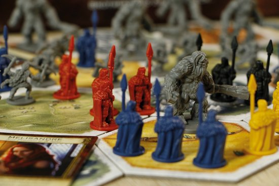 A Game of Thrones: Catan Bordspel - Nederlandstalig