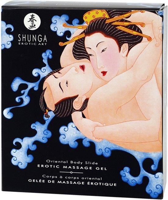 Shunga - Massage Gel Exotische Vruchten
