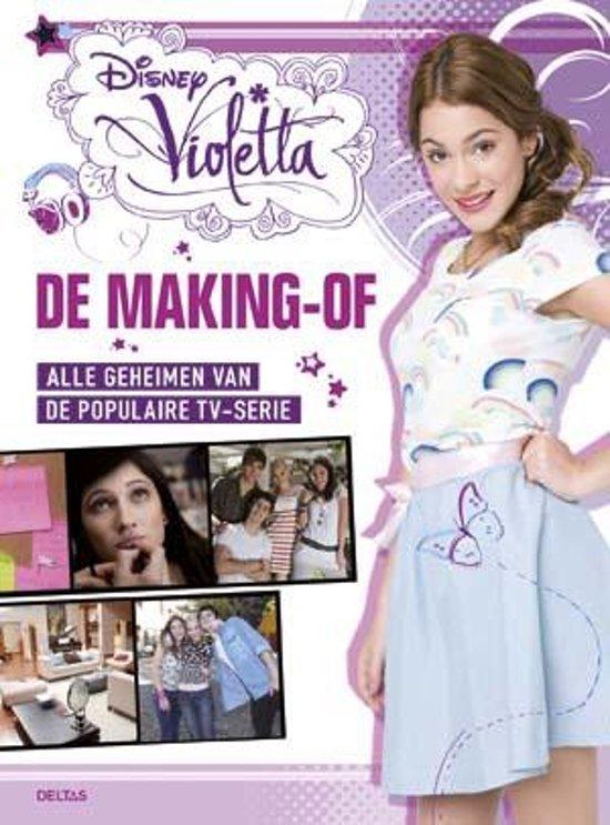 Disney Violetta - De making of