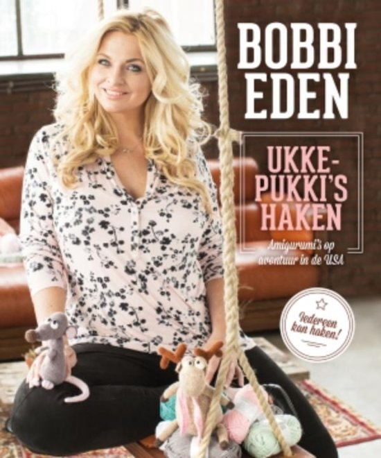 Bolcom Ukkepukkis Haken Bobbi Eden 9789043918947 Boeken