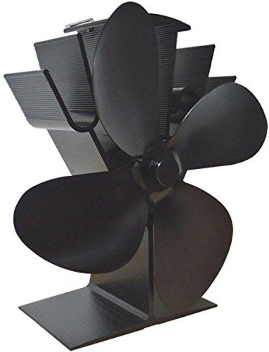 Fonkelnieuw bol.com | Kachelventilator Ecofan Heat Power 4 met warmte ZZ-01