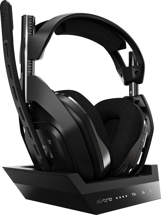 ASTRO A50 - Draadloze Gaming Headset - PS4