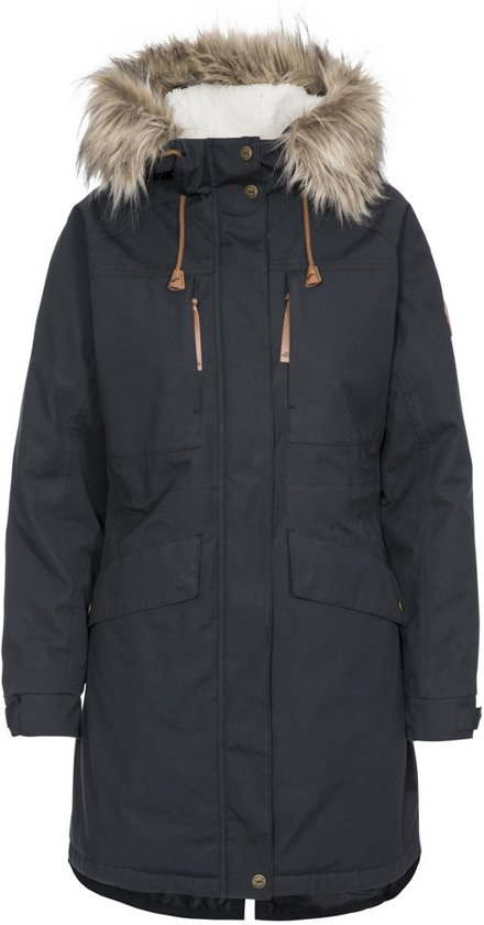 Faithful Women's Waterproof Parka Jacket