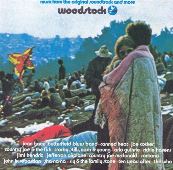 CD cover van Woodstock