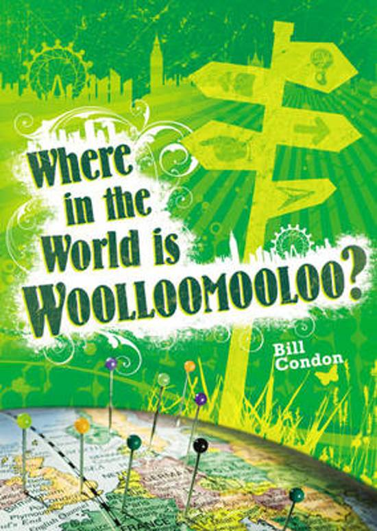 Boek cover Pocket Worlds Non-fiction Year 3: Where in the World is Woolloomooloo? van Bill Condon (Paperback)