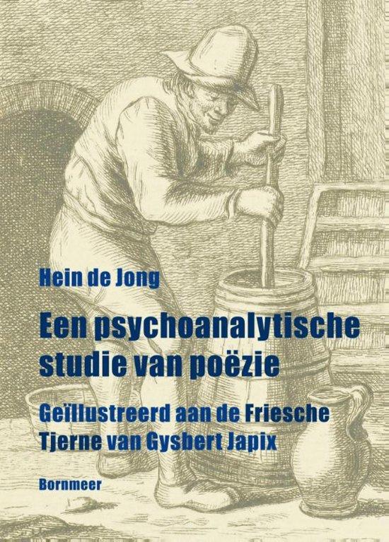 Een psychoanalytische studie van poëzie