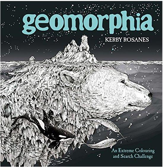 Boek cover Geomorphia van Kerby Rosanes (Paperback)