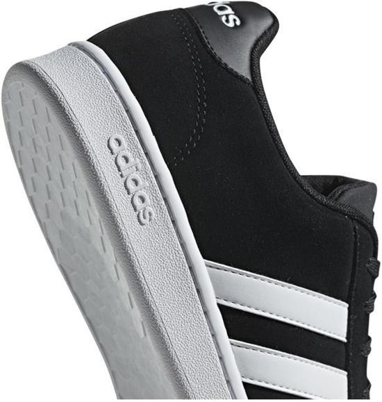 HerenBlack 1 3 Grand 41 Adidas Court Maat Sneakers fvb76yYg