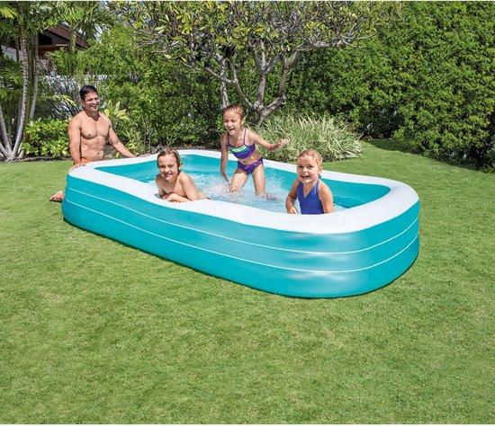 Intex Opblaasbaar Zwembad - 305 x 183 cm - Blauw