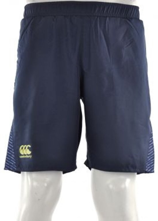 Canterbury Mercury TCR Short - Sportbroek -  Heren - Maat XL - Navy Night