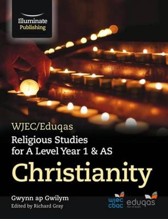 WJEC/Eduqas Religious Studies for A Level Year 1