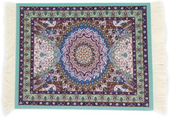 Perzisch Tapijt Tweedehands : Bol perzisch tapijt muismat design arash
