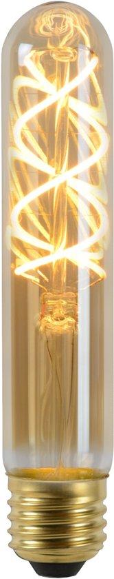 Lucide LED Bulb - Filament lamp - Ø 3 cm - LED Dimb. - E27 - 1x5W 2200K - Amber