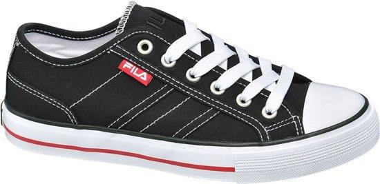 Sneaker 42 Zwarte Canvas Fila Maat EwSqxnCIx