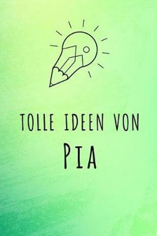 Tolle Ideen von Pia