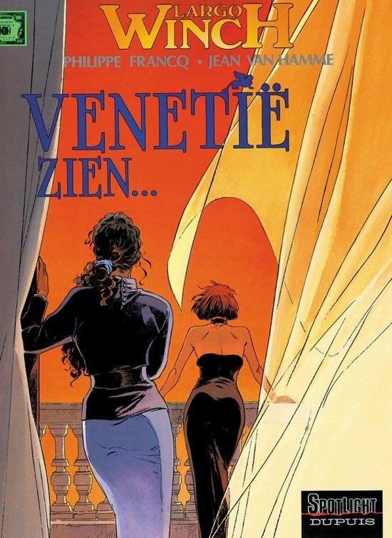 Largo Winch : 009 Venetië zien…