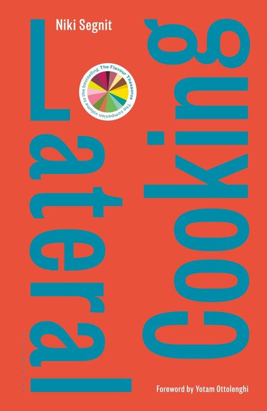 Boek cover Lateral Cooking van Niki Segnit (Onbekend)