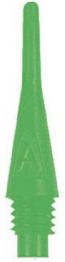 Bull´s Axx Short Softtips (2ba) 20,7 / 6 Mm Groen 1000 Stuks