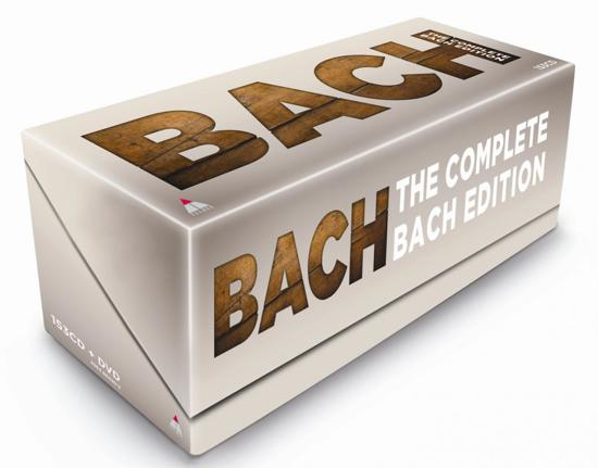Bach:Complete Bach Edition,The